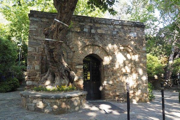 Éfeso - La historia del descubrimiento de la casa de la Virgen María 1