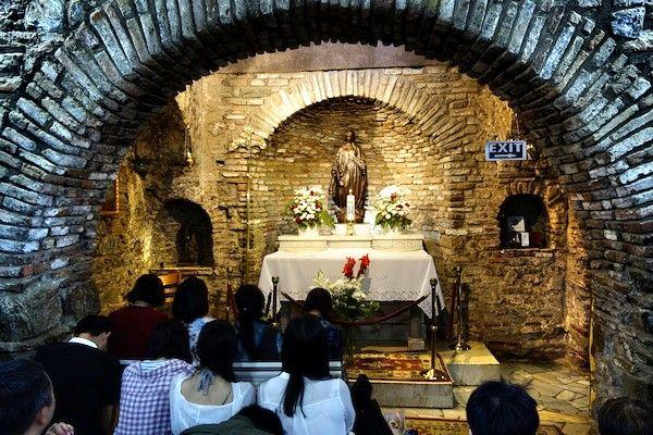 Éfeso - La historia del descubrimiento de la casa de la Virgen María 4